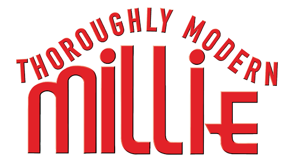 NTPA Production of Thoroughly Modern Millie Logo