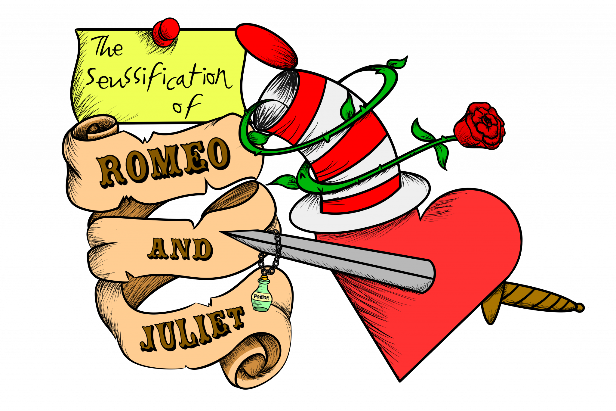 seussification of romeo and juliet grades 5 12 north texas rh northtexasperformingarts org romeo y julieta clipart romeo y julieta clipart