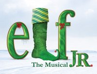 elf the musical jr logo