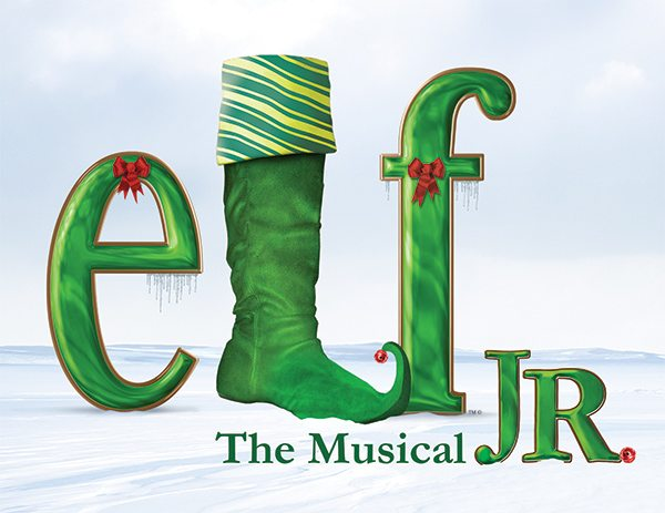 elf the musical jr logo