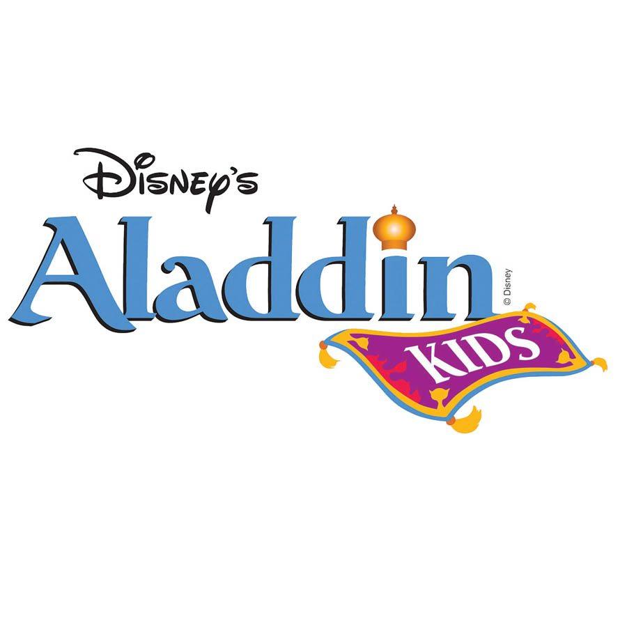 disney aladdin kids logo