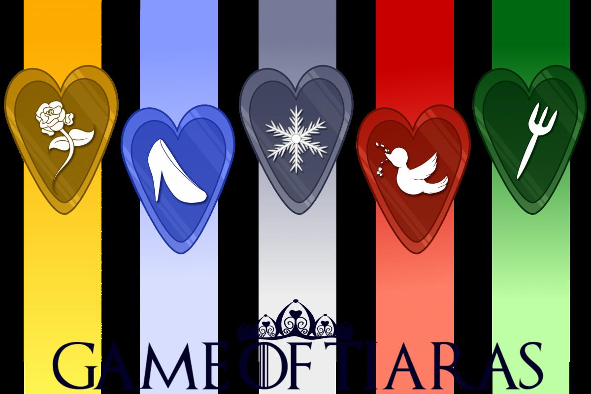 game of tiaras logo