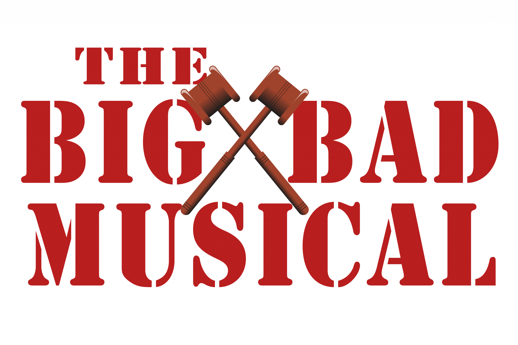 the big bad musical logo