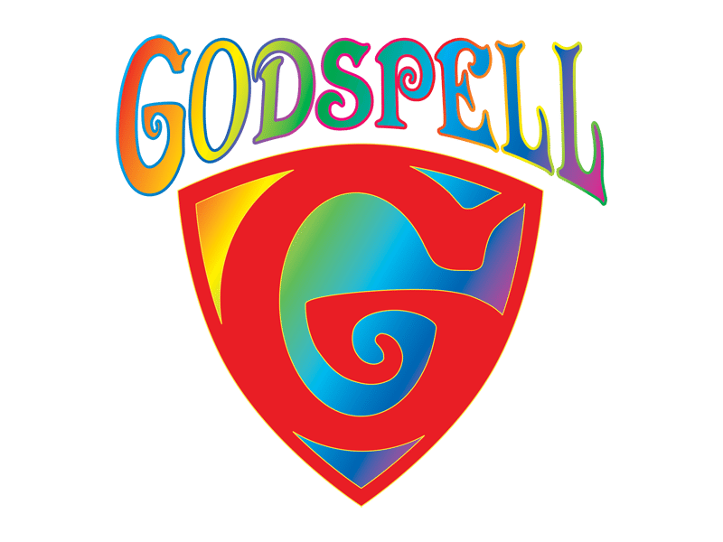 Logo for NTPA's Production of Godspell