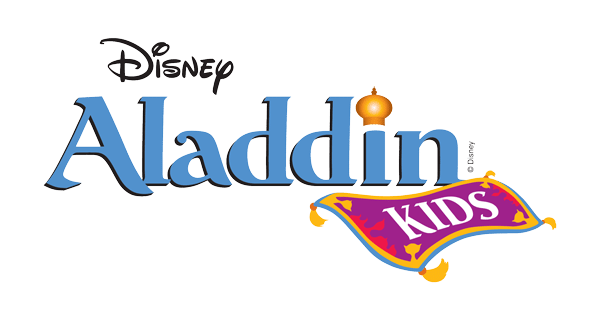 Logo for NTPA's Production of Aladdin Kids