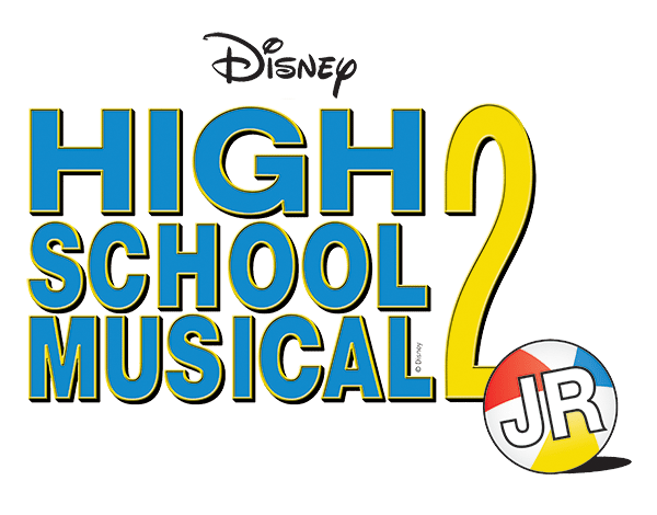 Logo for NTPA's Production of High School Musical 2 Jr.