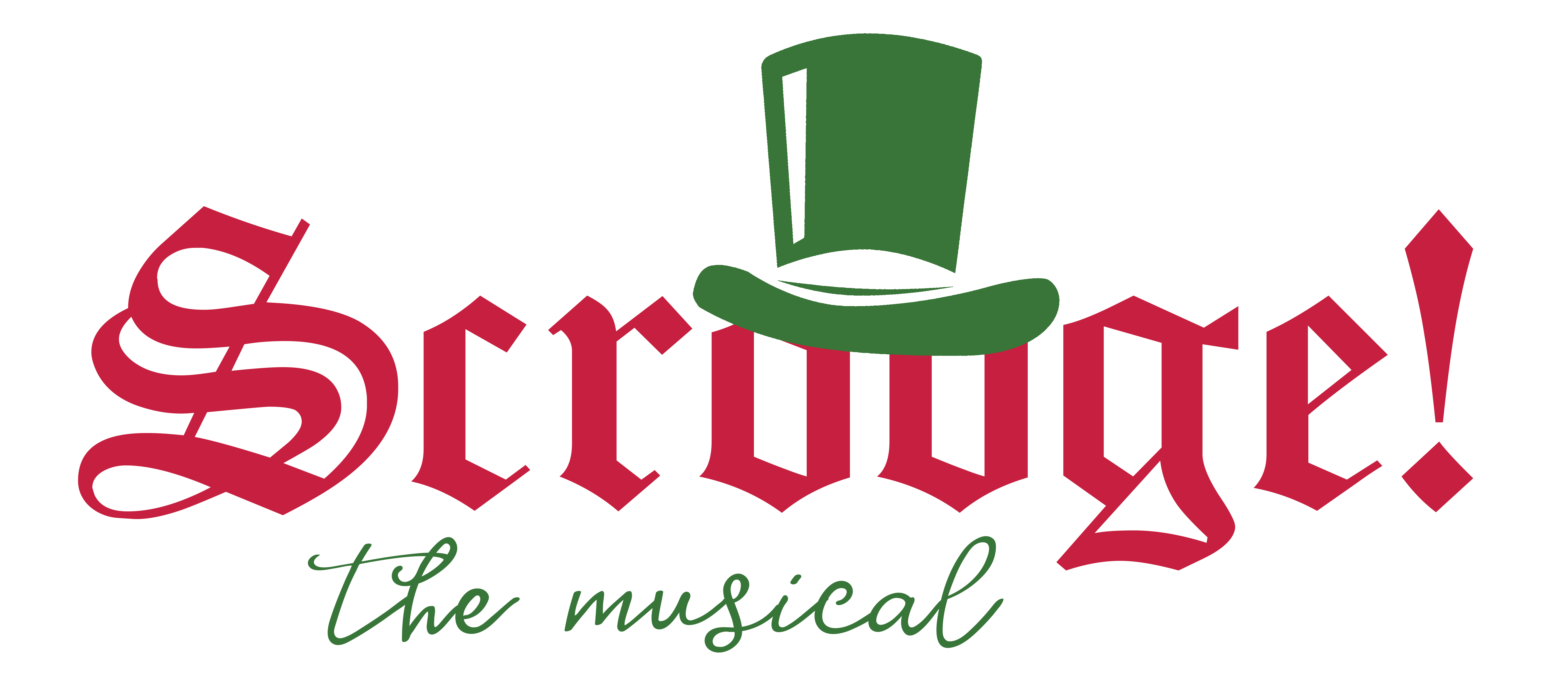 Logo for NTPA's Production of Scrooge