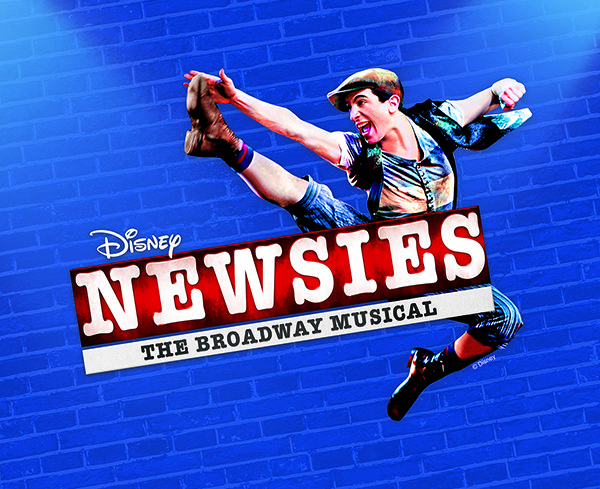 Logo for NTPA's Production of Newsies