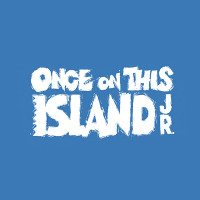 Logo for NTPA's Production of Once on this Island Jr