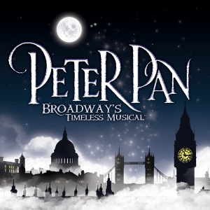 Logo for NTPA's Production of Broadway's Peter Pan