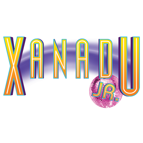Logo for NTPA's Production of Xanadu Jr.