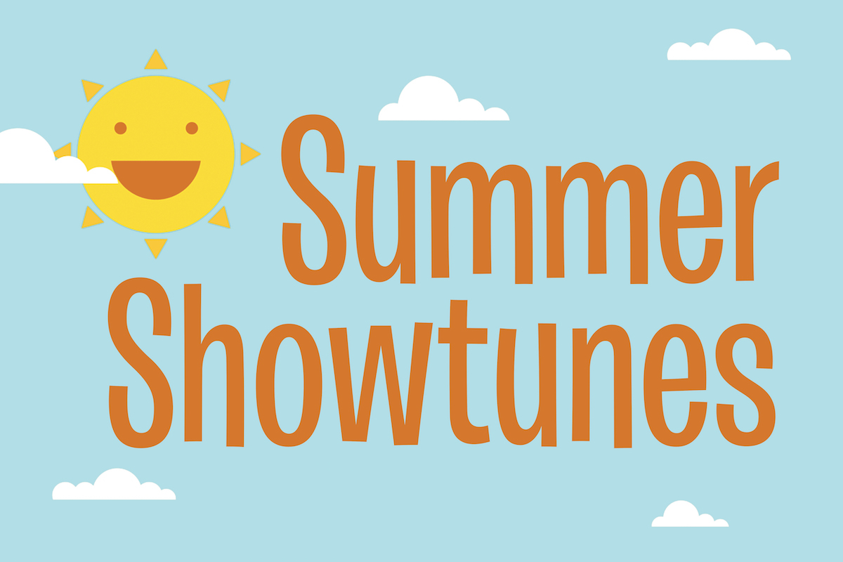 summer showtunes logo