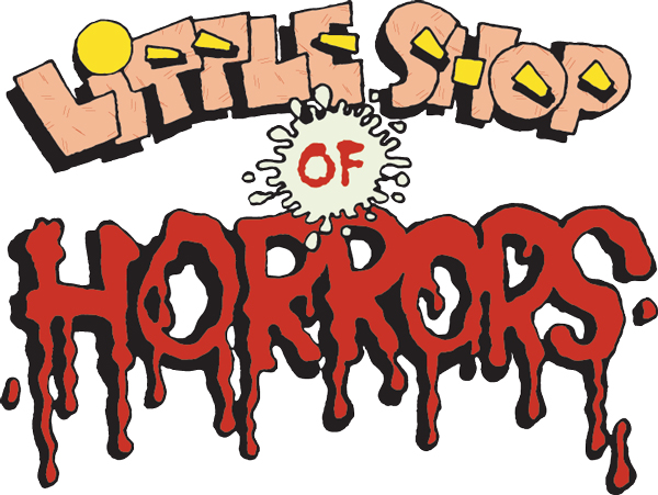 Logo for NTPA's Production of Little Shop of Horrors