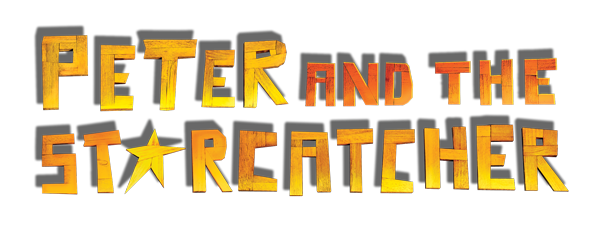 Logo for NTPA's Production of peter and the starcatcher