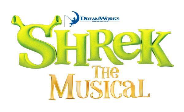 Logo for NTPA's Production of shrek the musical