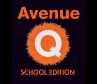 NTPA's Production of avenue q school edition logo