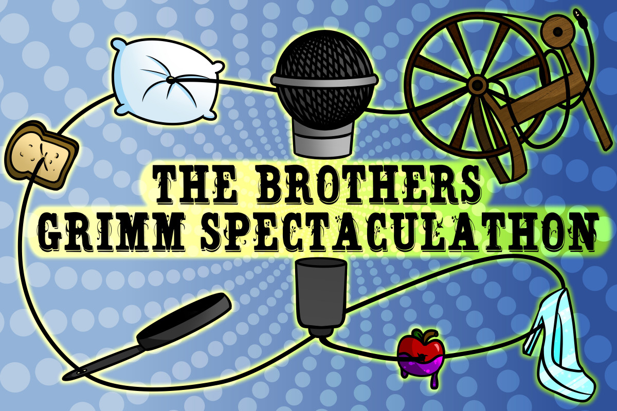 The Brothers Grimm Spectaculathon logo