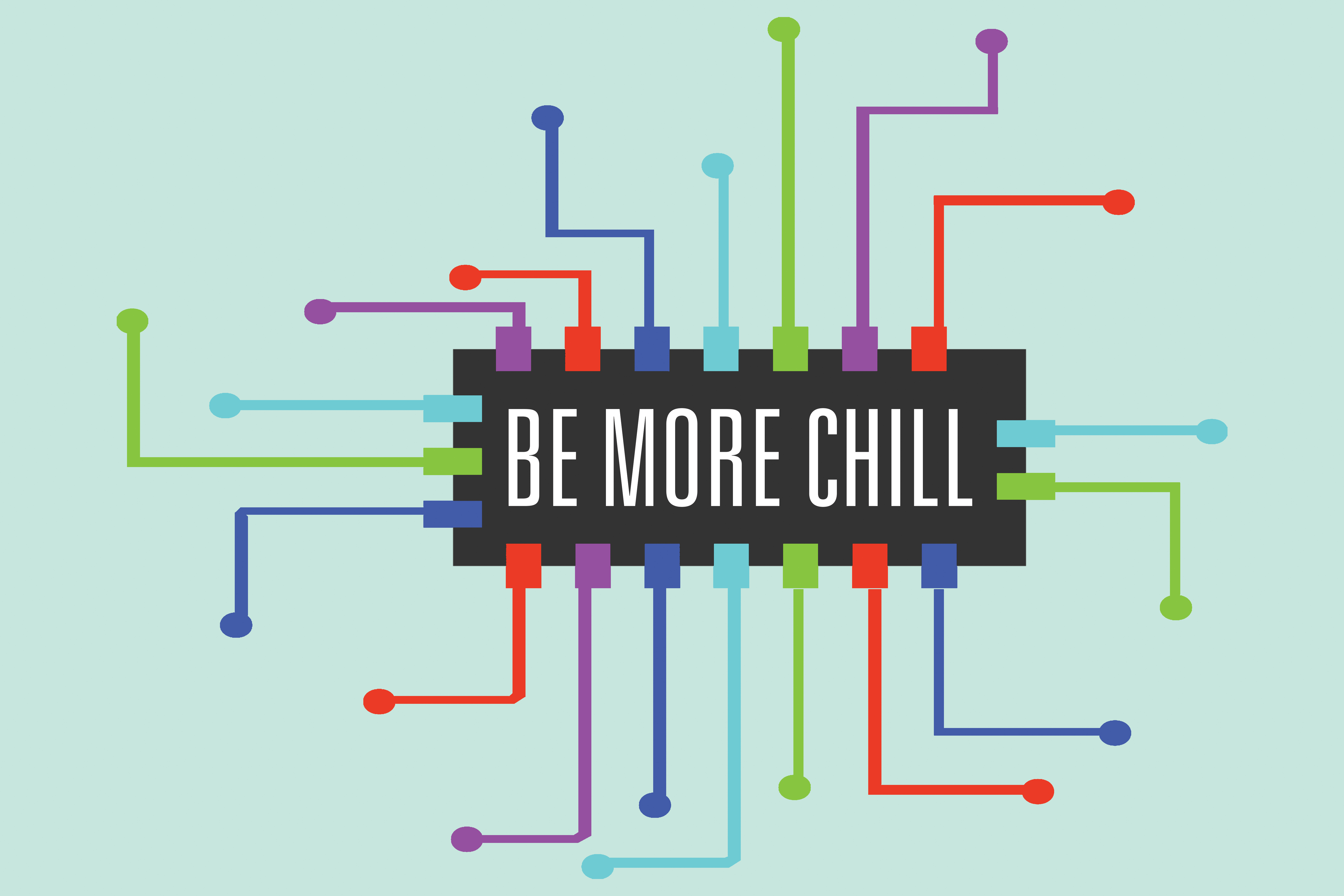 Be More Chill Grades 9 12 Aces And Jr Aces North
