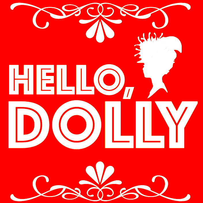 Herman and Stewart's Hello Dolly logo