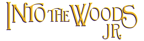 NTPA's Production of Into the Woods Jr. Logo