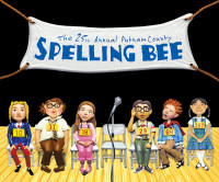 NTPA's Production of 25th Annual Putnam County Spelling Be logo
