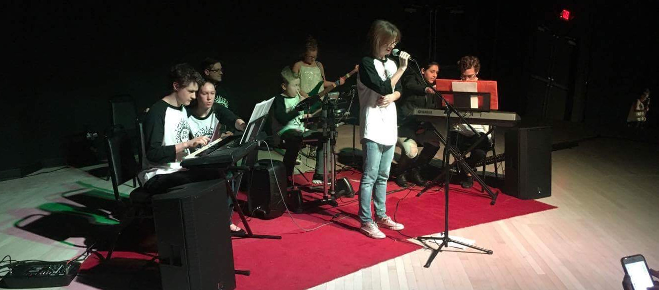 Rock Stars Band Performance