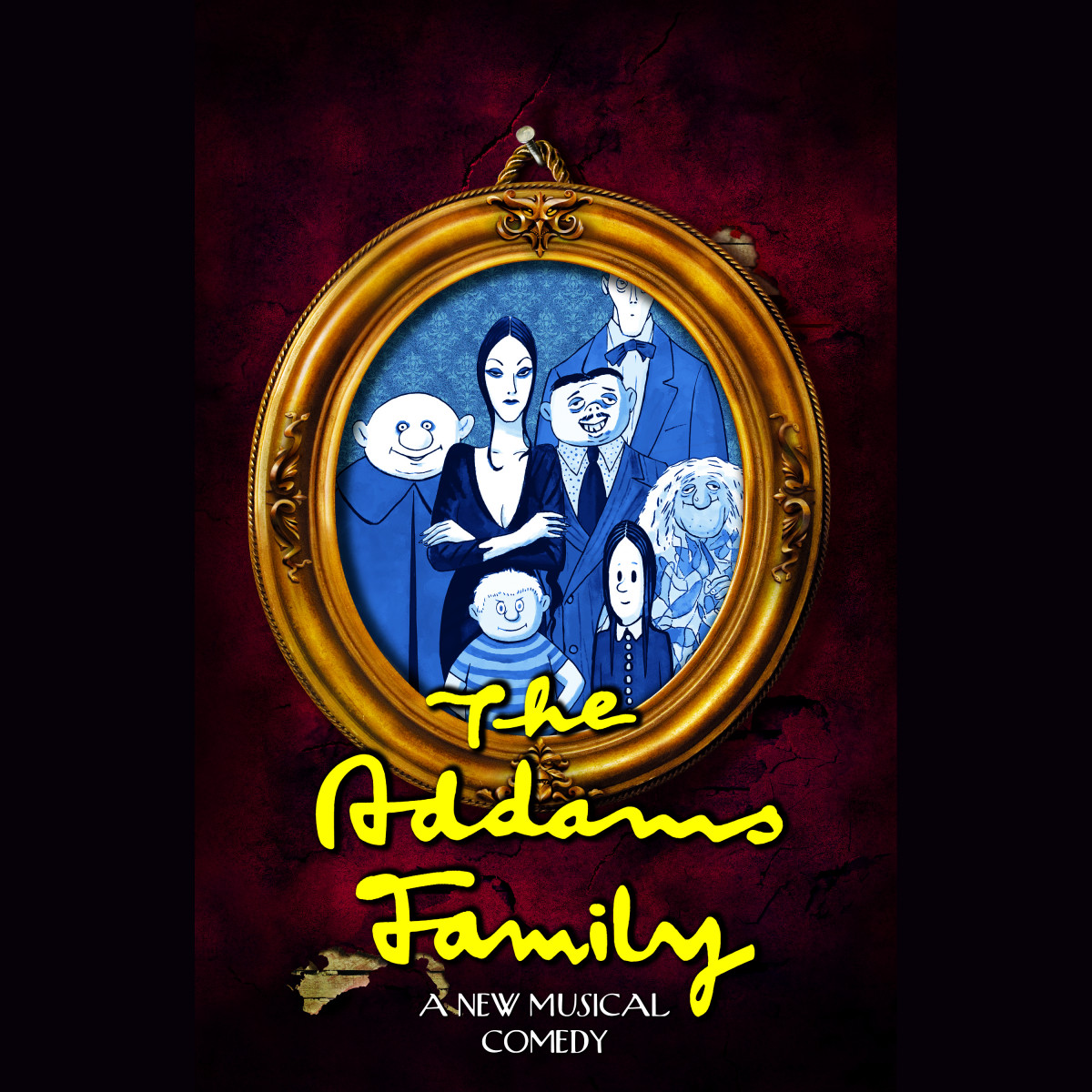 The Addams Family a New Musical presented by NTPA