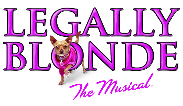 Legally Blond The Musical Logo NTPA