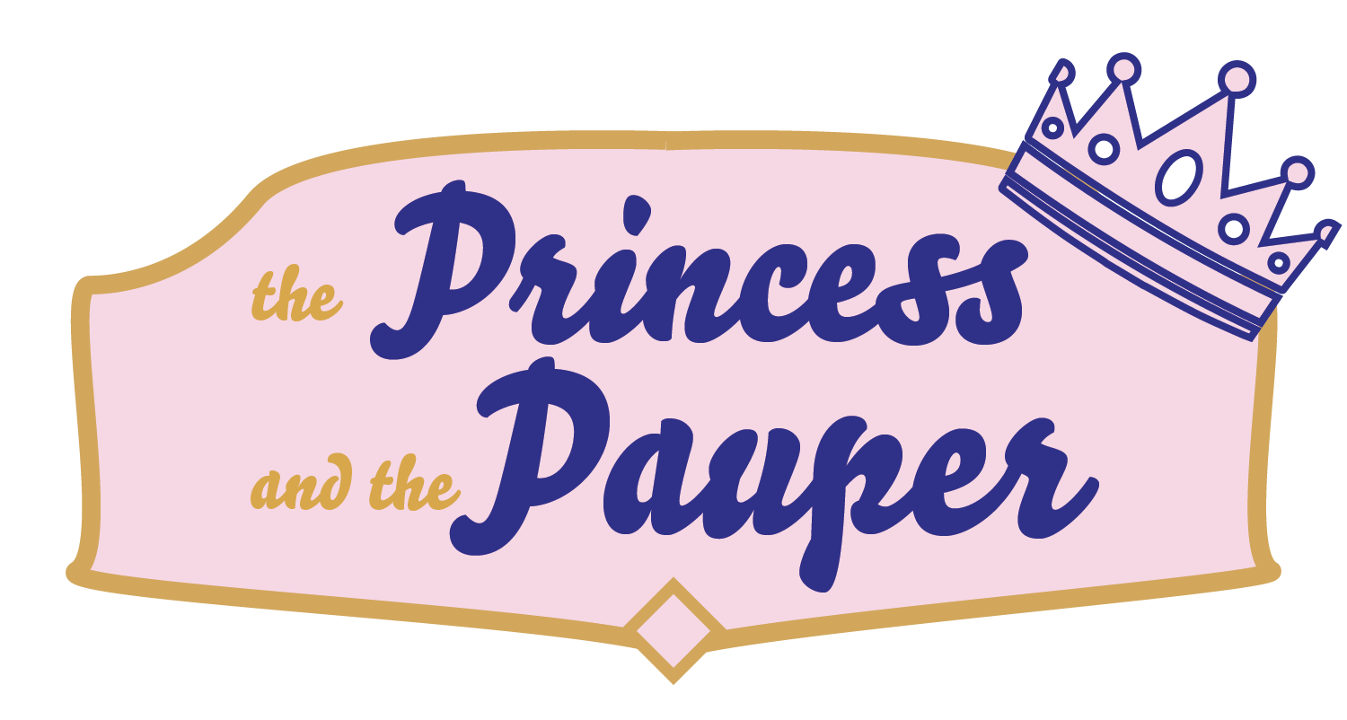 the princess and the pauper logo