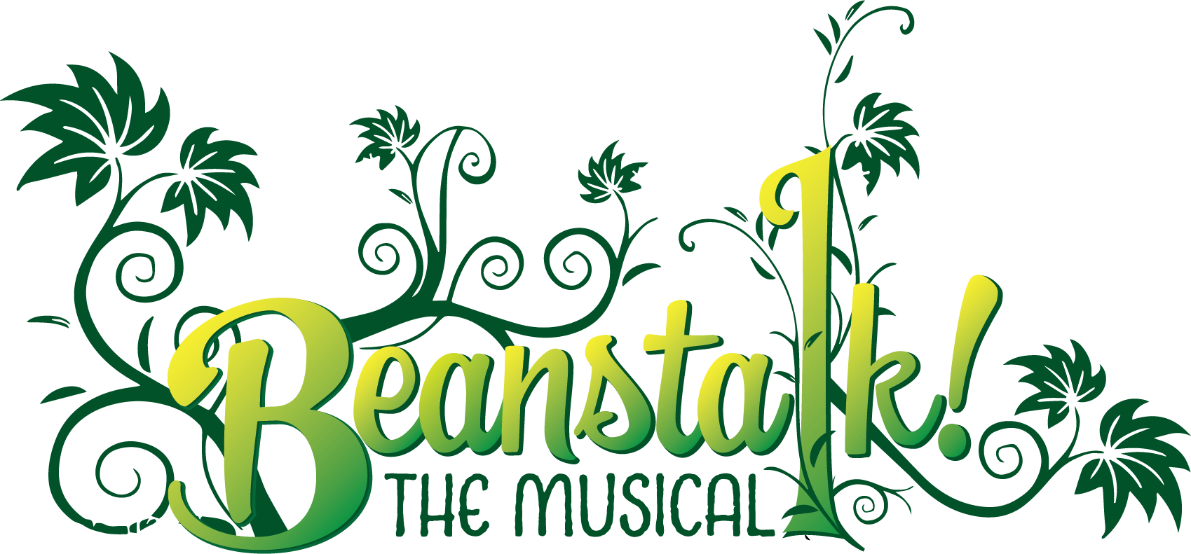 beanstalk the musical logo