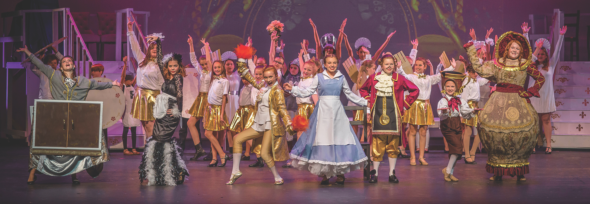 Beauty and the Beast performance photo