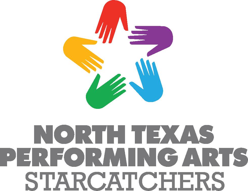North Texas Performing Arts Starcatchers Logo
