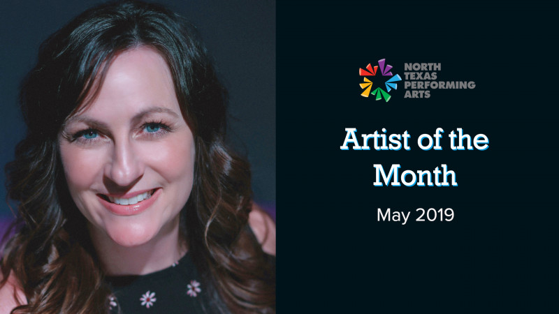 DeAnna Stone - May 2019 Artist of the Month