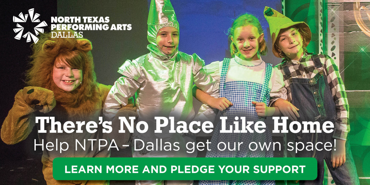 NTPA - Dallas seeks new home. Learn more and pledge your support today!