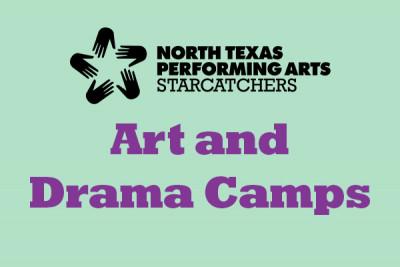 starcatchers art and drama camps