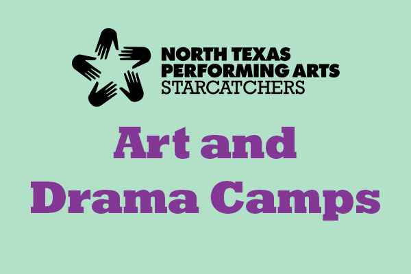 starcatchers art and drama camps