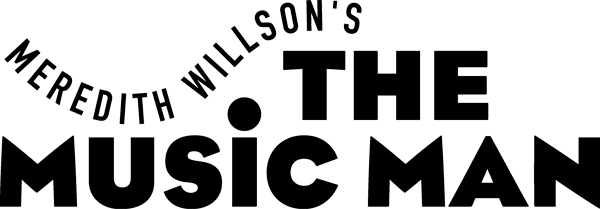 The Music Man horizontal logo