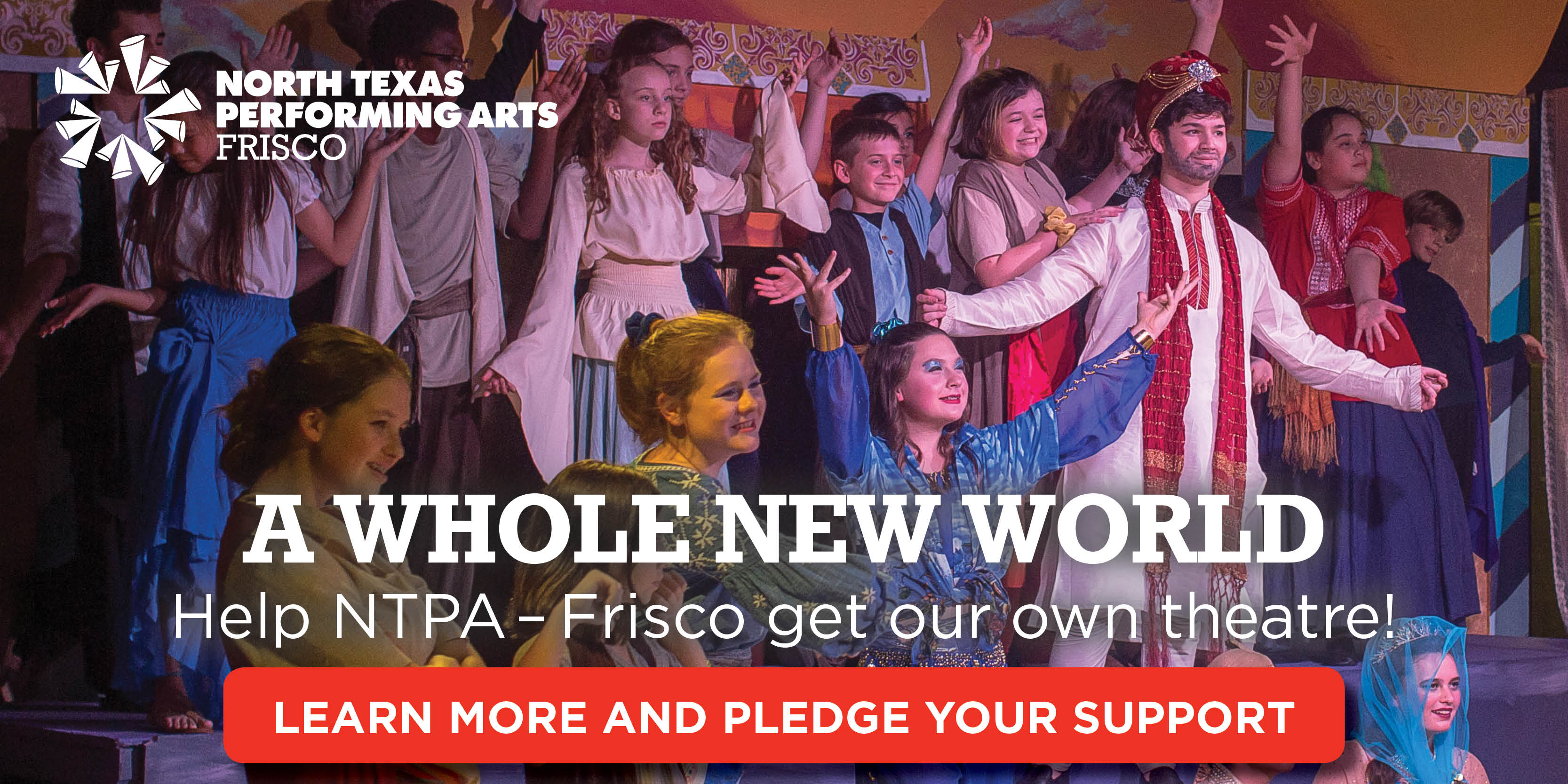 Support NTPA Frisco - Learn more and pledge your support