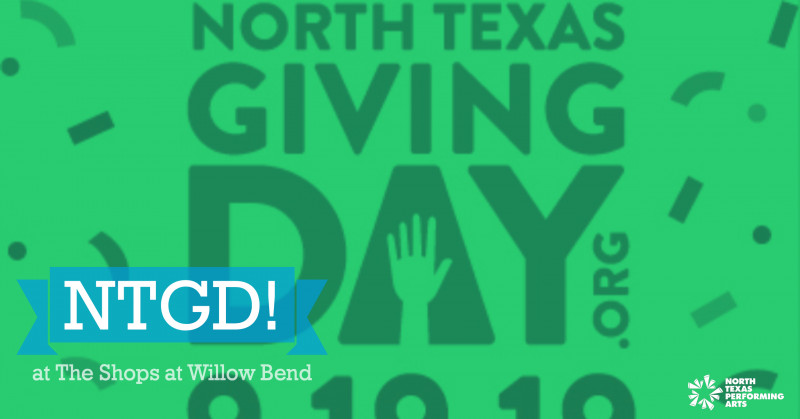 North Texas Giving Day Blog Article