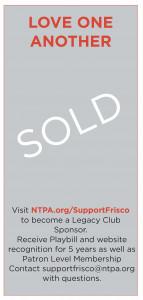 Frisco Legacy Sponsor