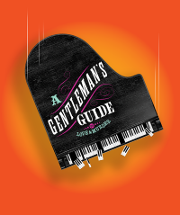NTPA's Production of A Gentleman's Guide to Love and Murder Logo