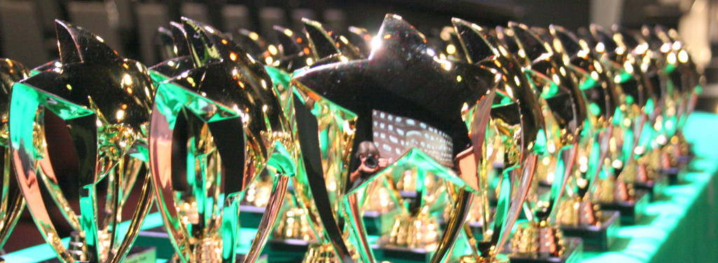 drama competition trophies