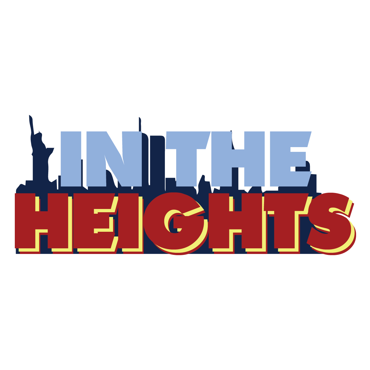 NTPA's Production of In The Heights logo