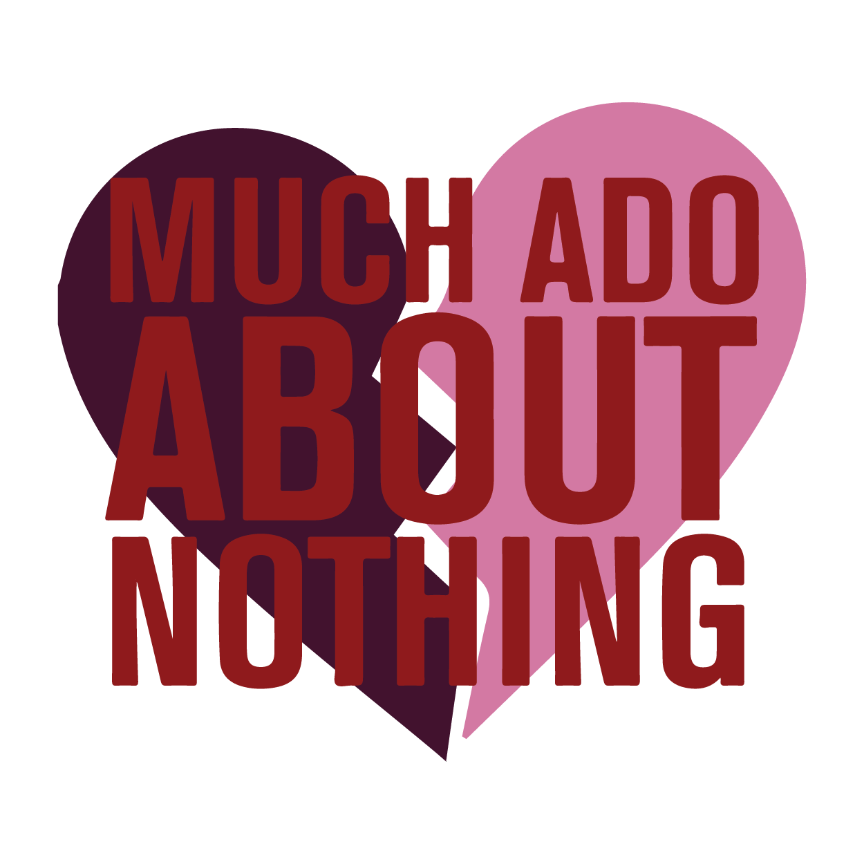 NTPA's Production of Much Ado About Nothing Logo