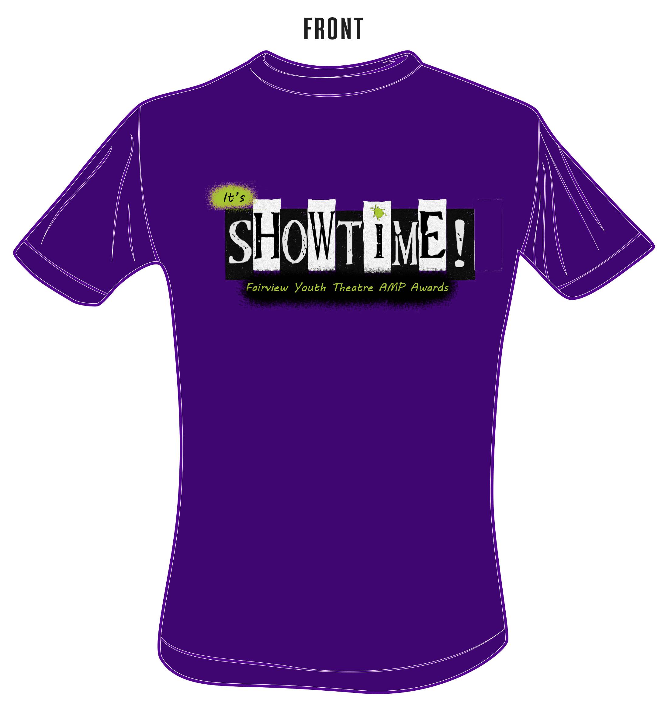 2020 Fairview AMP T-Shirt front