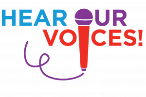 Hear our Voices logo