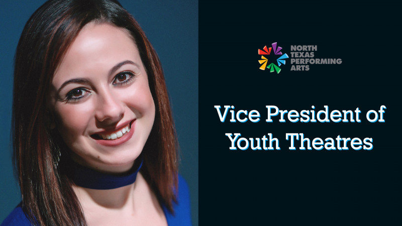 Lindsey Lederer - NTPA's Vice President of Youth Theatres