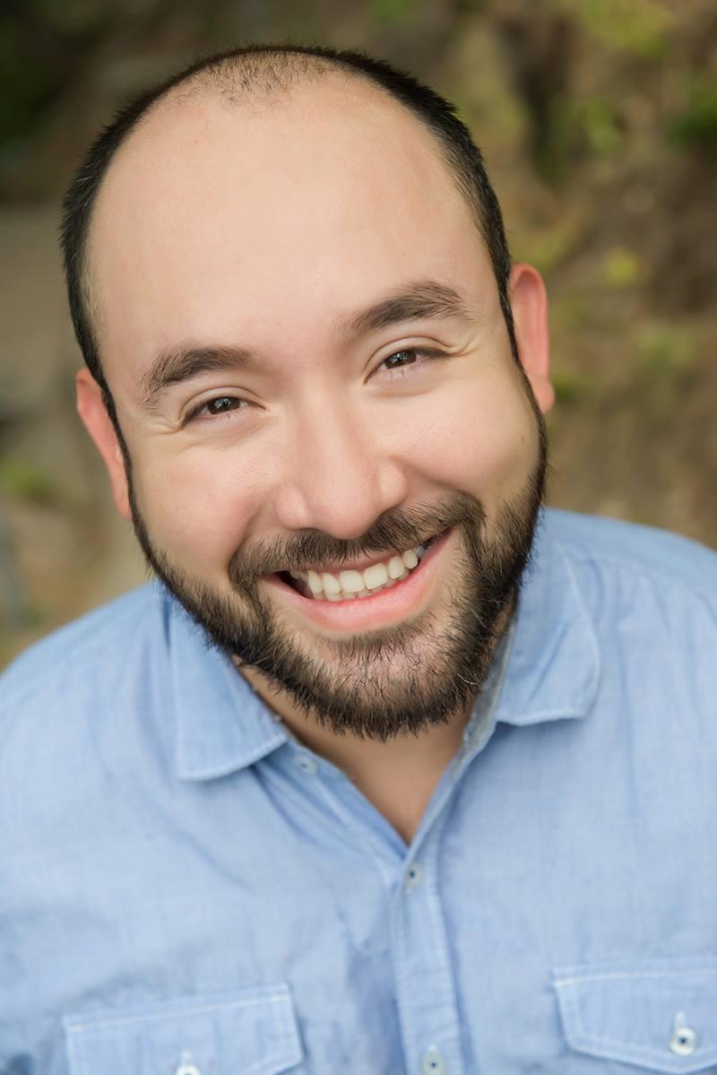 Jason Villarreal headshot