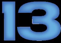 13 the Musical logo