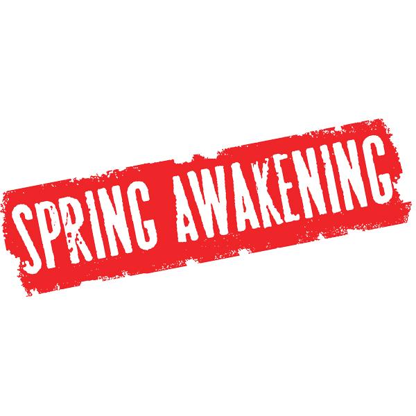 Spring Awakening Red logo square